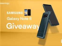 Win A Galaxy Note 8 Smartphone
