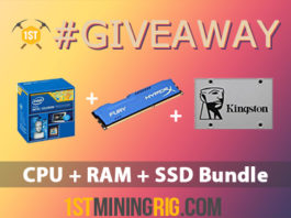 Win CPU, RAM and SSD Bundle