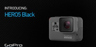 Win GoPro Hero 5 Black 4K Camera