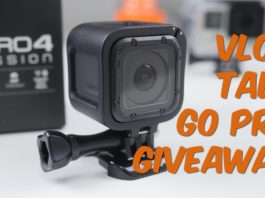 Win GoPro Hero4 Session Camera