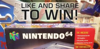 Win Nintendo 64 Gaming Console Competition