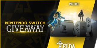 Win Nintendo Switch Gaming Console