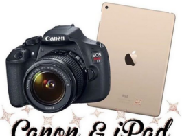 Win a Canon Camera + iPad OR PayPal Cash