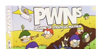 Awry Games' PWNs Board Game Giveaway