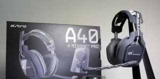 Win an Astro A40 Gaming Headset + MixAmp Pro