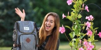 Chelsea Crockett's Backpack+Supplies+Samsung Galaxy Tab A Tablet Giveaway