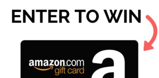 Enter To Win a $150 Amazon Gift Card Giveaway