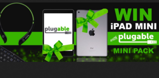 Enter To Win an iPad Mini 4 With Plugable Mini Pack