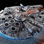 LEGO® Star Wars Millennium Falcon Giveaway