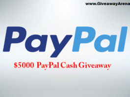 Owned By Me $5000 USD Paypal Cash Giveaway