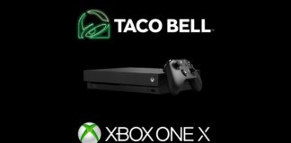 Taco Bell - Win Xbox One X Giveaway