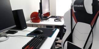Win AKRacing Arctica Gaming Chair 500K giveaway