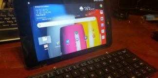 Win LG G Pad IV 8.0 + LG Pad Plus Pack Giveaway