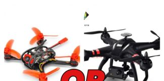 Win Leader 120 Drone And Bayangtoys X21 Drone