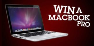 Win Macbook Pro Laptop From Prodigy Lab