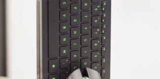 Win Razer Turret Wireless Keyboard and Mouse