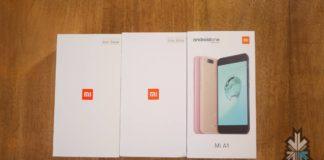 Win Xiaomi Mi 5x Smartphone