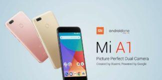 Win Xiaomi MiA1 Android One Smartphone