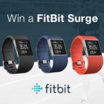 Win a Fitbit Surge Fitness Superwatch Competition