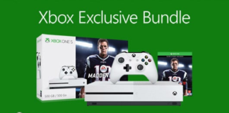Win a Microsoft Xbox One S Madden NFL 18 Bundle