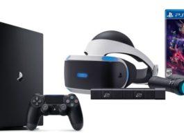 Win a Playstation 4 Pro VR Bundle
