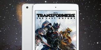 Win an Apple iPad Mini And Transformers: The Last Knight On Digital HD,