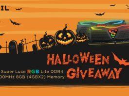 8GB GeIL Super Luce RGB Lite DDR4 RAM Giveaway