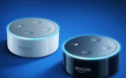 Amazon Echo Dot and eBook Giveaway