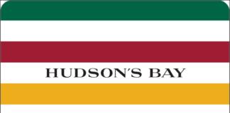 Totsfamily- Win $75 Hudson's Bay E-Gift card