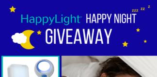 Verilux - HappyLight Happy Night Giveaway