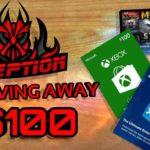 Win $100 Steam, Xbox, or PSN Gift Card