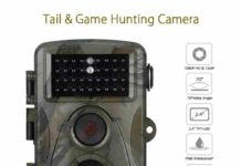 Win BOBLOV 1080P Hunting Trail Camera