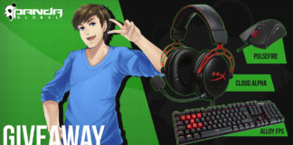 Win HyperX Cloud Alpha, Keyboard and Mouse