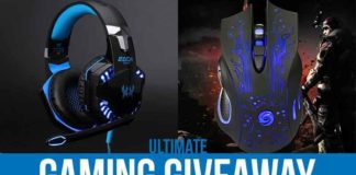 Win The Ultimate PC Gaming Bundle From Modern Raider