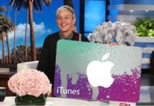 Win a $500 iTunes Gift Card From Ellen TV