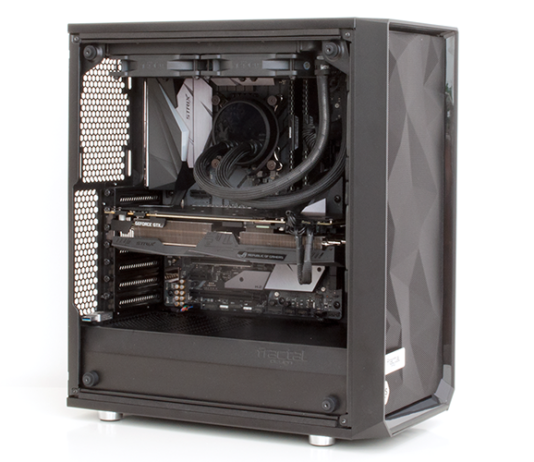 Win a Core i7-8700K Gaming Rig From Scan and Asus