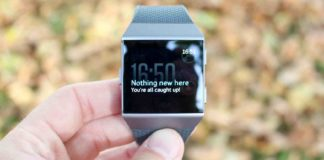 Win a Fitbit Ionic Smartwatch