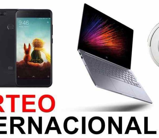 Win a Free Xiaomi Air 13 Laptop + Xiaomi Mi A1 Smartphone