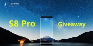 Win a Leagoo S8 Pro Smartphone