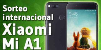 Win a Xiaomi Mi A1 Smartphone