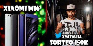 Win a Xiaomi Mi6 Smartphone