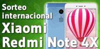 Win a Xiaomi Redmi Note 4X Smartphone