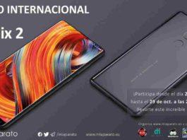 Win a Xioami Mi Mix 2 Smartphone
