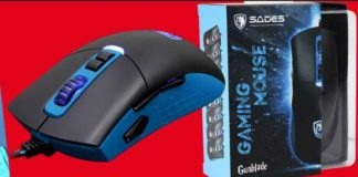 Win an RGB 8-Key Gaming Mouse