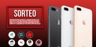 Win iPhone 8 Plus Golden 64GB From Teknofilo
