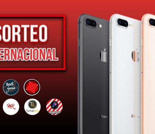 Win iPhone 8 Plus Golden 64GB From Teknofilo