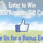 Win a $500 Amazon Gift Card from Whole Heart And Home
