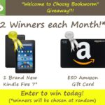 """Win a Kindle Fire 7"""" Tablet + Amazon Gift Card"""
